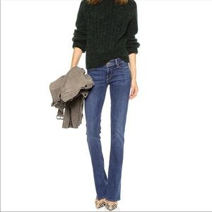 MOTHER Jeans The Runaway Skinny Flare